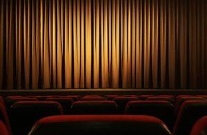 映画館の画像