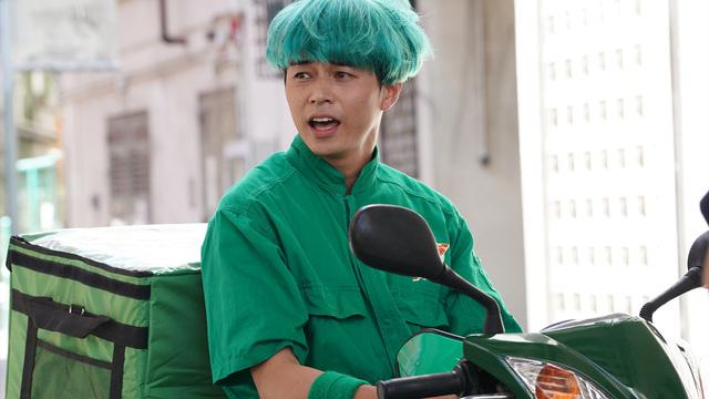 緑のボクちゃん